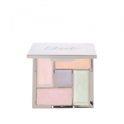 Палетка хайлайтеров Distorted dreams Highlighting Palette Sleek MakeUp: фото