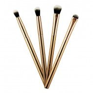Набор кистей для макияжа глаз Ultra Metals Go Eye Contouring Makeup Revolution: фото