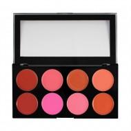 Палетка румян Makeup Revolution Cream Blush Palette Blush Melts: фото