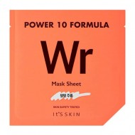 Маска омолаживающая для лица с аденозином IT'S SKIN Power 10 Formula WR Mask Sheet: фото
