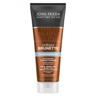 Увлажняющий кондиционер для защиты цвета темных волос John Frieda Brilliant Brunette COLOUR PROTECTING 250 мл: фото