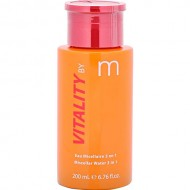 Мицеллярная вода для снятия макияжа 3 в 1 Matis 200 мл: фото