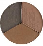 Тени для бровей Cinecitta Eyebrow kit №1: фото