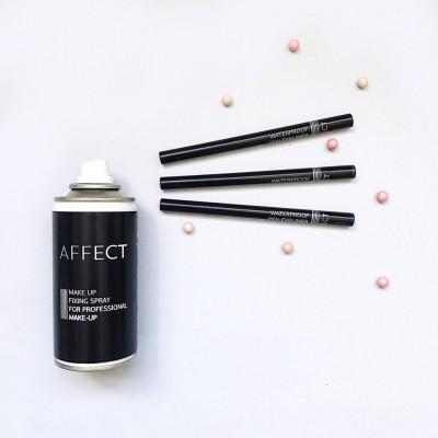 Спрей для фиксации макияжа Affect Make up Fixing Spray For Professional Make-up: фото