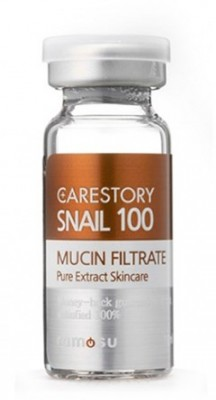 Сыворотка-концентрат муцина улитки RAMOSU Snail mucin filtrate 100 10 мл: фото