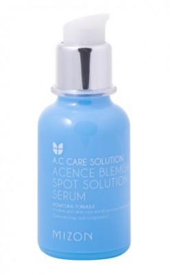 Сыворотка для проблемной кожи MIZON Acence Blemish Spot Solution Serum: фото