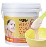 Альгинатная маска с витаминами Premium vitamin modeling mask pack 820 гр.: фото