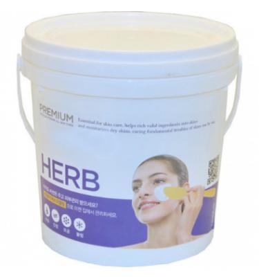 Альгинатная маска с лавандой LINDSAY Premium herb lavender modeling mask pack 820 гр.: фото