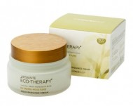 Крем для сияния кожи THE FACE SHOP Arsainte eco therapy aqua radiance cream 80 мл: фото