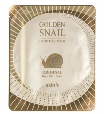 Гидрогелевая маска SKIN79 Golden snail gel mask - original 25 г: фото
