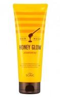 Медовая маска для волос SCINIC Honey glow hair mask 220мл: фото