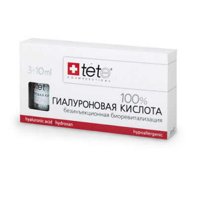 Гиалуроновая кислота 100% TETе COSMECEUTICAL 30 мл: фото