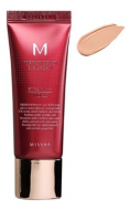 Тональный крем MISSHA M Perfect Cover BB Cream SPF42/PA+++ (No.21/Light Beige) 20ml: фото