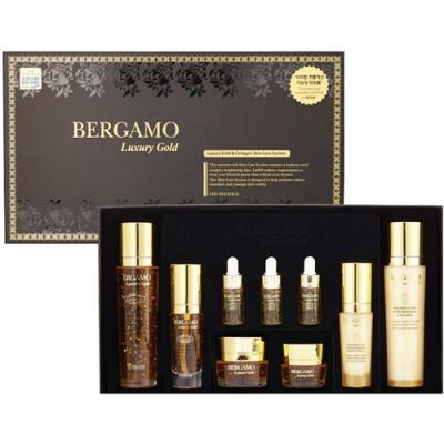 Набор средств по уходу за кожей для интенсивного восстановления BERGAMO: фото