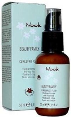 Флюид для кудрявых волос NOOK Beauty Family Curl & Frizz Fluid Ph5,5 50мл: фото