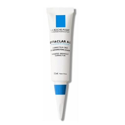 Эмульсия корректирующая локального действия для жирной проблемной кожи La Roche-Posay Effaclar А.I. 15мл: фото