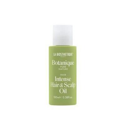 Масло питательное для волос и кожи головы La Biosthetique Botanique Pure Nature Intense Hair&Scalp Oil 100мл: фото