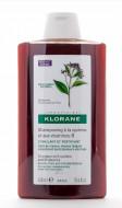 Шампунь с экстрактом Хинина укрепляющий Klorane Thinning Hair 400 мл: фото