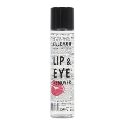 Средство для очищения губ и глаз ELLEVON LIP & EYE REMOVER 120мл: фото