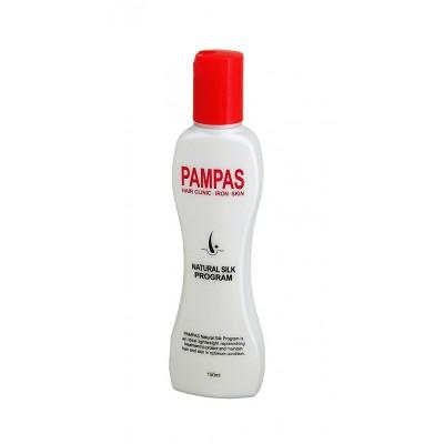 Эссенция для волос шелковая терапия PAMPAS 150мл: фото