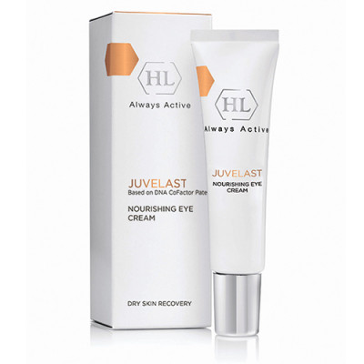 Крем для век Holy Land Juvelast Nourishing Eye Cream 15 мл: фото