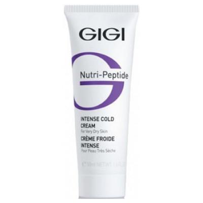 Крем пептидный интенсивный зимний GIGI Nutri-Peptide Intense Cold Cream 50 мл: фото