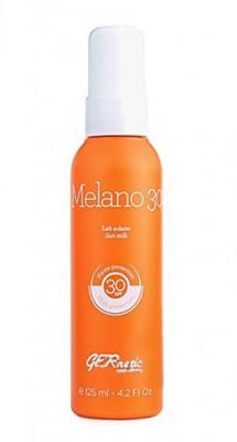 Молочко солнцезащитное для лица и тела Gernetic MELANO 30 SPF30: фото
