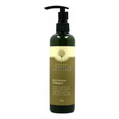 Шампунь от перхоти увлажняющий Welcos Mugens Legitime Rich Moisture Shampoo 300г: фото