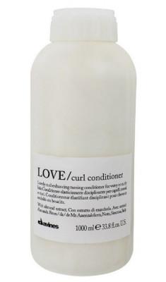 Кондиционер для усиления завитка Davines LOVE conditioner, lovely curl enhancing conditioner 1000 мл: фото
