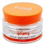 Крем ночной Возрождение, шаг 3 CHRISTINA Forever Young Repairing Night Cream 50 мл: фото