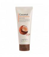 Пенка очищающая кокосовая Welcos Natural Therapy Lynn Coconut Deep Cleansing Foam 120g: фото