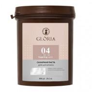Сахарная паста для депиляции Средняя Gloria Classic 800 г: фото
