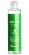 Тонер для лица с экстрактом алоэ Secret Skin Aloe Hydration Toner 250мл: фото