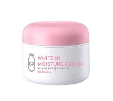 Крем для лица увлажняющий Berrisom G9 White In Moisture Cream 100г: фото