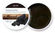 Патчи для глаз гидрогелевые Eyenlip CHARCOAL ACID HYDROGEL EYE PATCH 60шт: фото