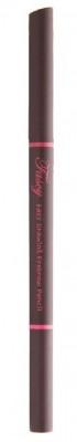 Карандаш для бровей FASCY Easy Drawing Eyebrow Pencil Brown 0,3г: фото