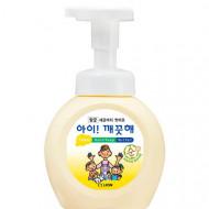 Жидкое мыло-пенка для рук с антибактериальным эффектом CJ Lion Ai Kekute 250мл: фото