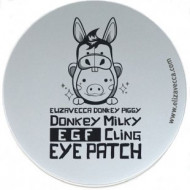 Патчи для глаз Elizavecca Donkey Piggy Milky EGF Cling Eye Patch 70гр: фото