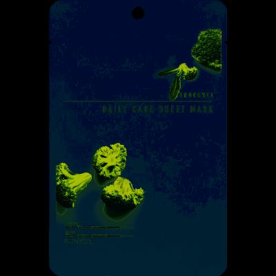 Тканевая маска с брокколи EUNYUL BROCCOLI DAILY CARE SHEET MASK 22г: фото
