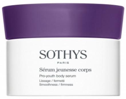 Сыворотка для тела корректирующая омолаживающая Sothys Pro-youth body serum 200мл: фото