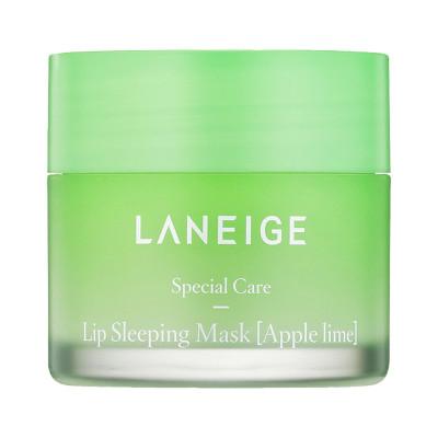 Ночная маска для губ с ароматом лайма LANEIGE Lip Sleeping Mask Apple Lime: фото