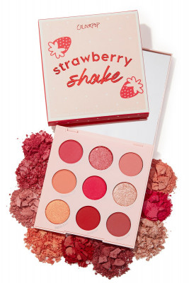 ПАЛЕТКА ТЕНЕЙ COLOURPOP STRAWBERRY SHAKE: фото