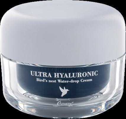 Крем для лица ESTHETIC HOUSE Ultra Hyaluronic acid Bird's nest Water-drop Cream 50мл: фото