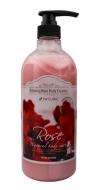 Гель для душа релакс РОЗА 3W CLINIC Relaxing Body Cleanser 1000 мл: фото