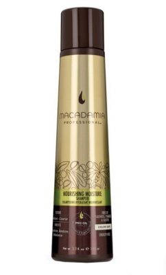 Шампунь питательный для всех типов волос Macadamia Nourishing moisture shampoo 100мл: фото