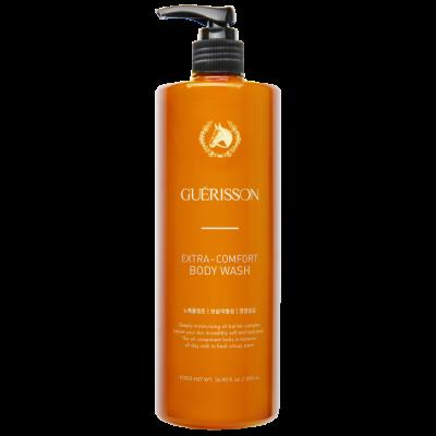Гель для душа Guerisson Extra Comfort Body Wash 500мл: фото