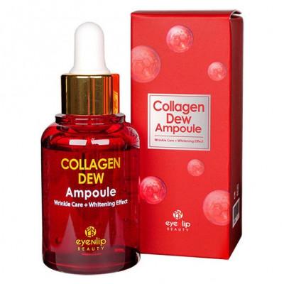 Сыворотка с коллагеном Eyenlip COLLAGEN DEW Ampoule 30мл: фото
