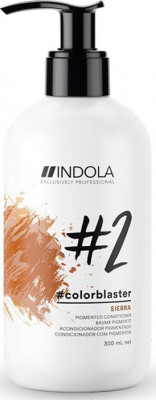 Тонирующий кондиционер Indola Colorblaster Sierra коричневый 300 мл: фото
