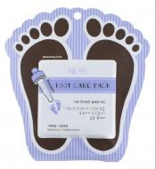 Маска для ног Mijin Premium Foot care pack 10г*2: фото