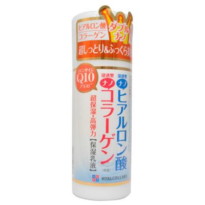 Молочко с нано-коллагеном и нано-гиалуроновой кислотой Meishoku Hyalcollabo Milky Lotion145 мл: фото